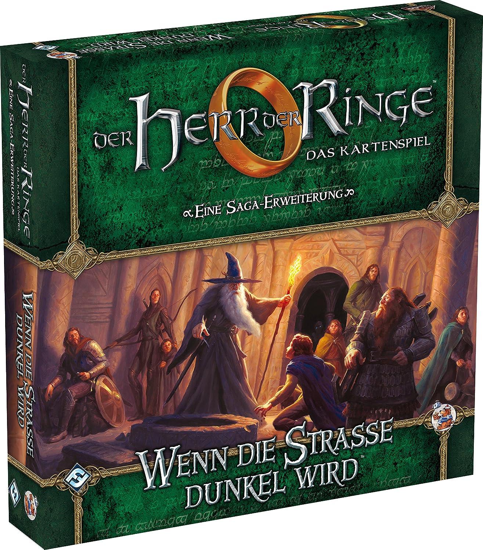 Heidelberger HE380 - El Señor de los Anillos juego de cartas ...