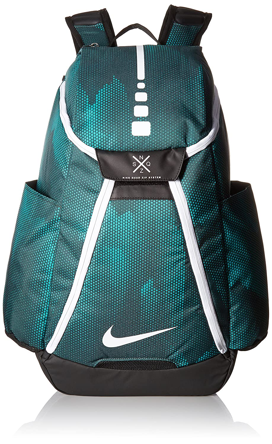 Nike Hoops Elite Max Air Team 2.0 Graphic Backpack Vintage Green  Amazon.co. uk  Clothing d9e3dee91a592