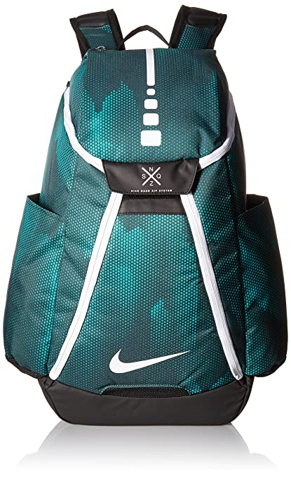 fbf40a15194f Nike Hoops Elite Max Air Team 2.0 Graphic Backpack Vintage Green  Amazon.co.uk   Clothing