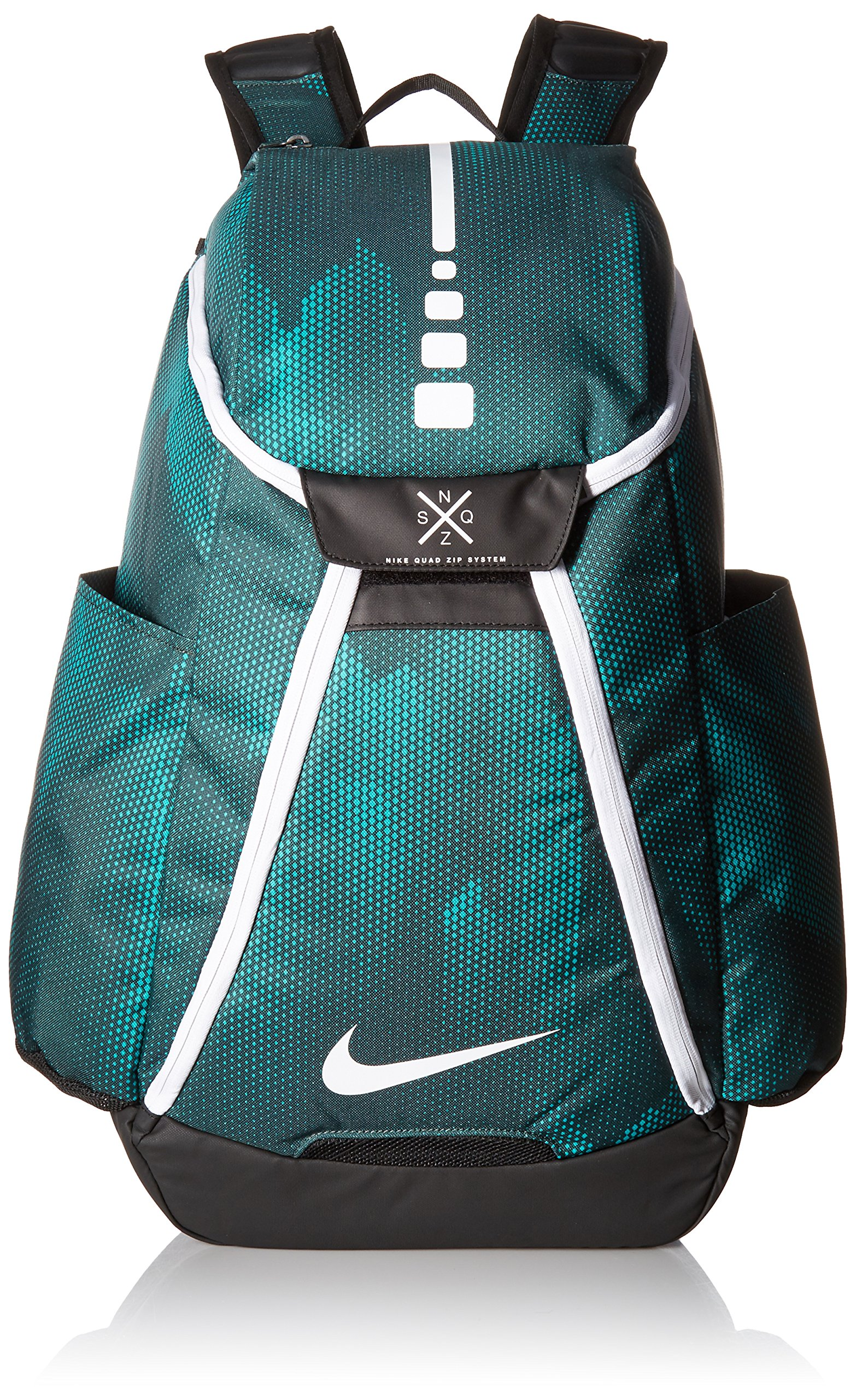 f6e7928b7fcf Galleon - Nike Hoops Elite Max Air Team 2.0 Graphic Backpack Vintage Green