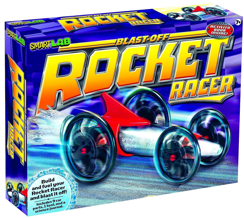 Blast-Off Rocket Racer Kit- B001RE9W3O