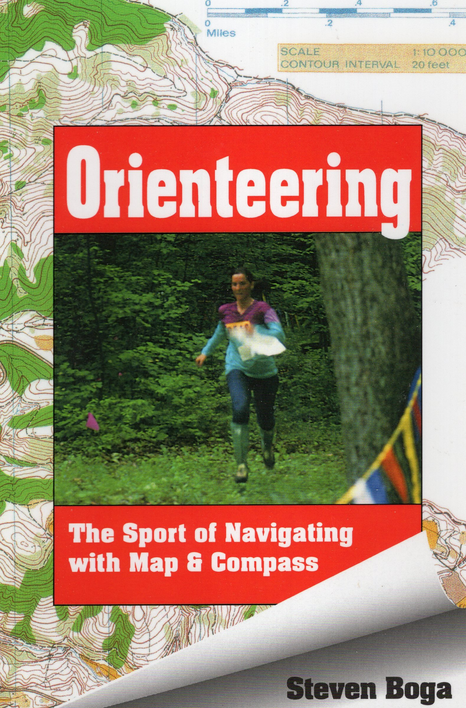 Orienteering: The Sport of Navigating with Map and Compass