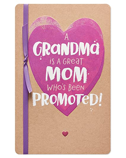 American Greetings Funny Promoted Motheru0027s Day Card For Grandma With Foil