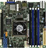 Supermicro Mini-ITX 2133/1866/1600MHz ECC DDR4 Single socket FCBGA 1667 Motherboard (X10SDV-TLN4F-O)