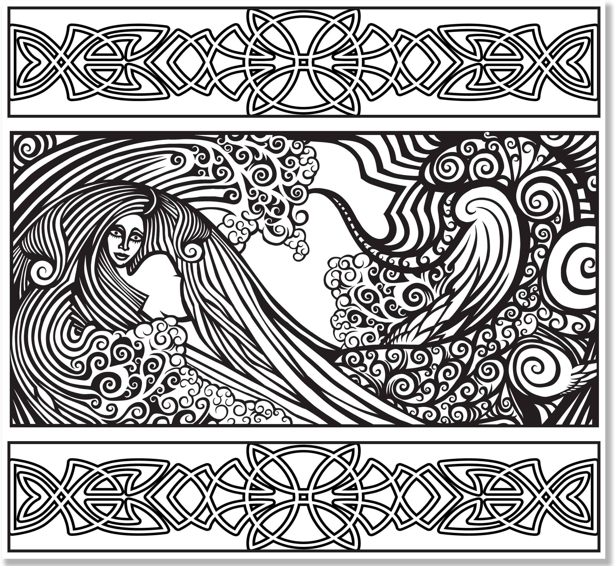 Celtic Designs Adult Coloring Book 31 Stress Relieving Studio Amazoncouk Peter Pauper Press 9781441317438 Books