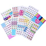 432 Planner Stickers - Every Gal Collection for Calendars, Planners. Appointment Reminder Stickers, Travel, Spa, Birthdays, Work Events, Scrapbook, Wedding, Vacation, Holidays
