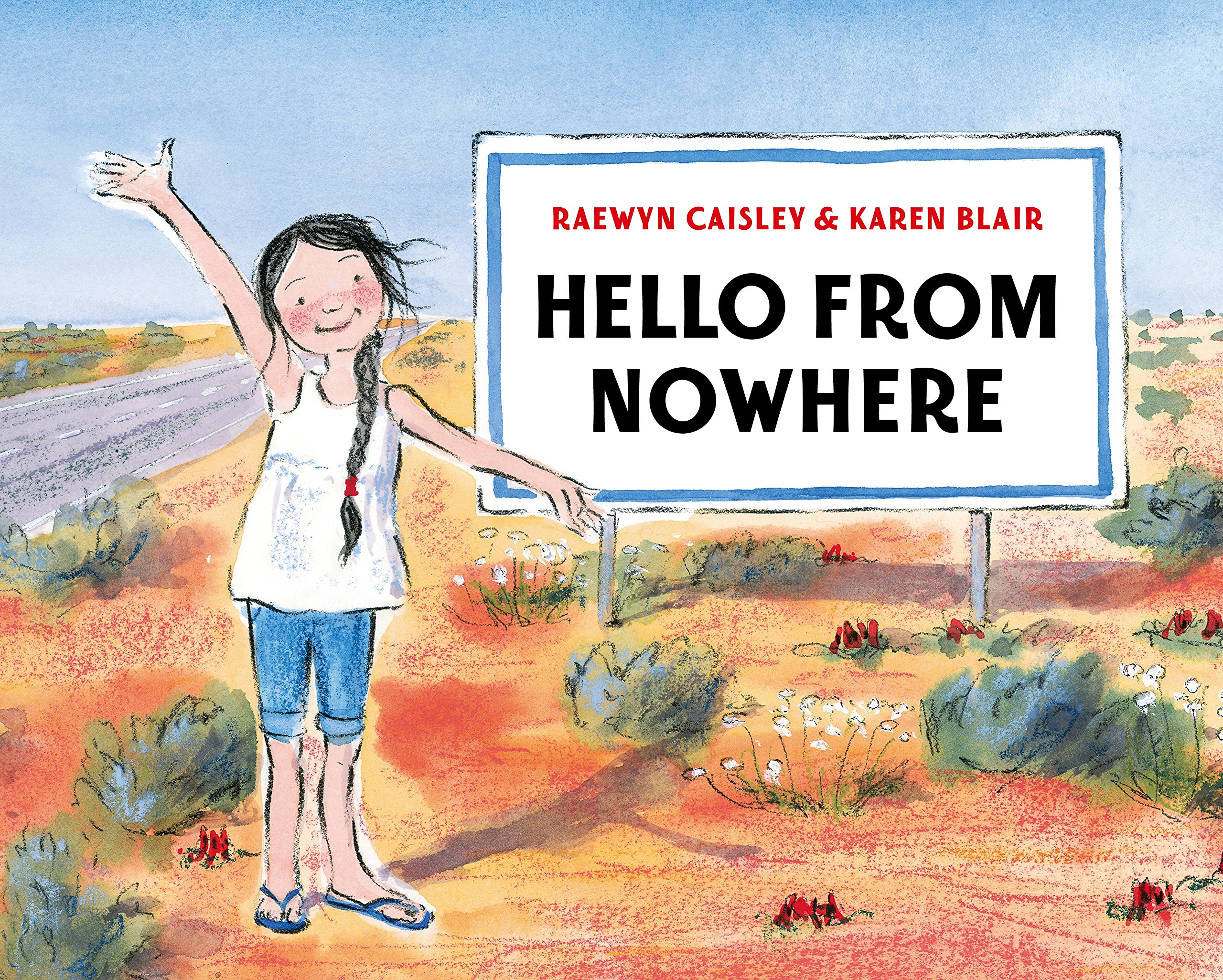 Hello from Nowhere pdf