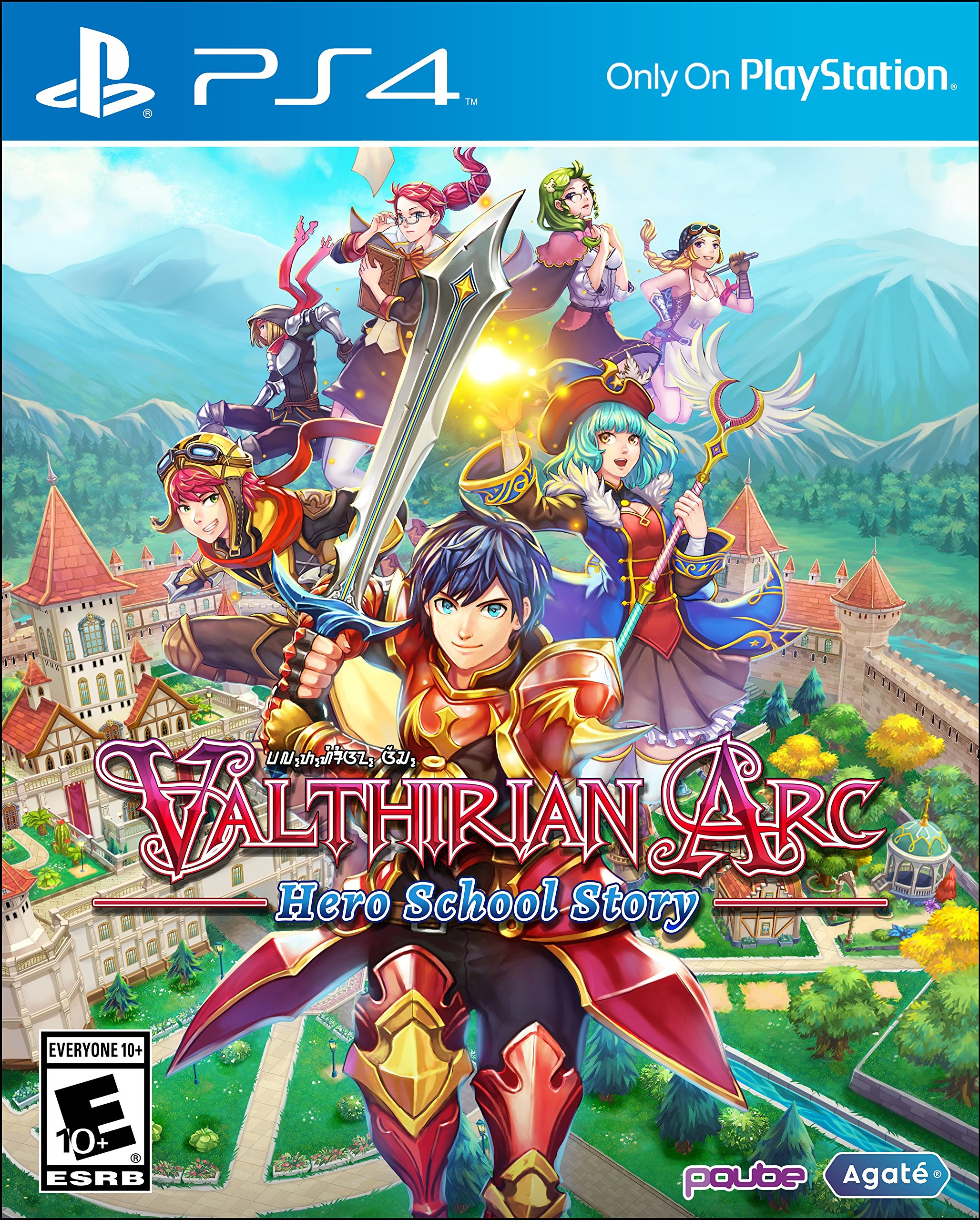 Valthirian Arc - PlayStation 4