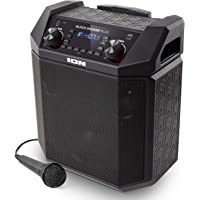 $159 Get ION Audio Block Rocker Plus | 100W Portable Speaker, Battery Powered with Bluetooth…