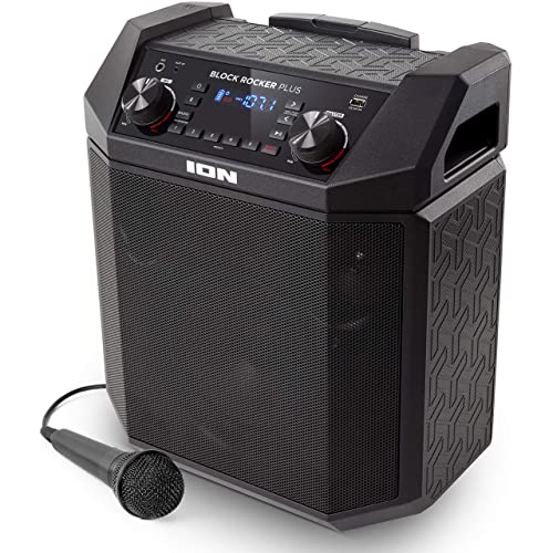 ION Audio Bluetooth, AM/FM Radio