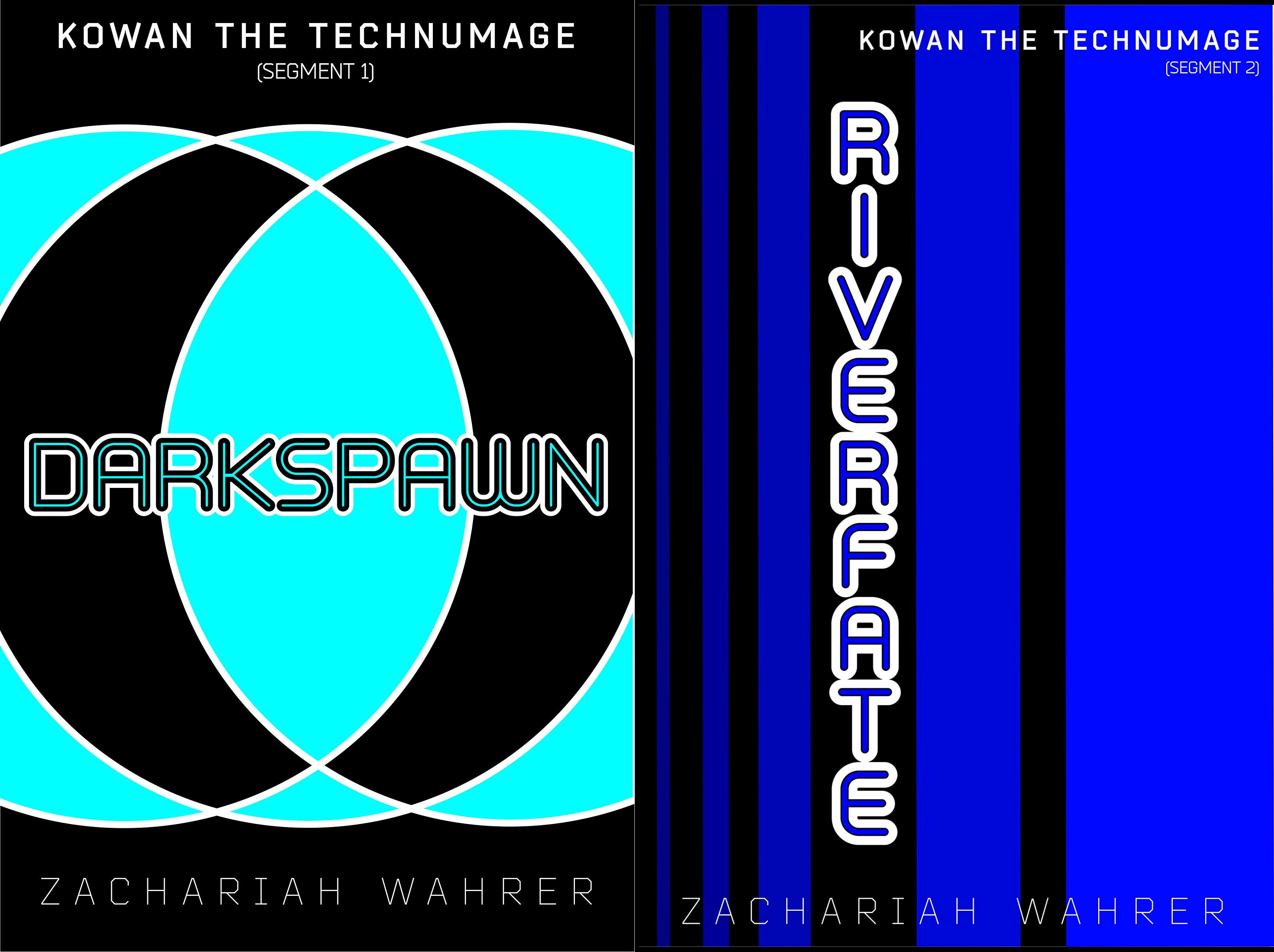 Kowan the Technumage (2 Book Series)