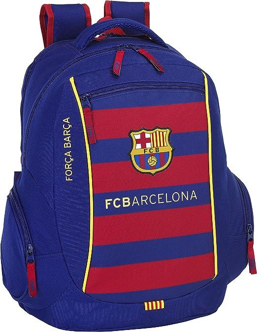 Safta FC Barcelona Mochila para Ordenador, 15,6