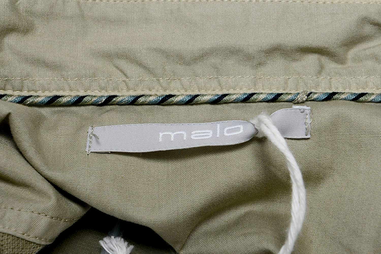 Malo Men/'s Yellow Short Sleeve Polo Shirt US M IT 50