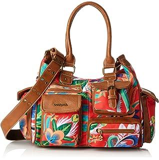 cedb1cb5031f5 Desigual Explorer London Medium Handbag 32 cm  Amazon.co.uk  Shoes ...