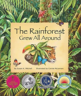 8385e1e2 The Great Kapok Tree: A Tale of the Amazon Rain Forest: Lynne Cherry ...