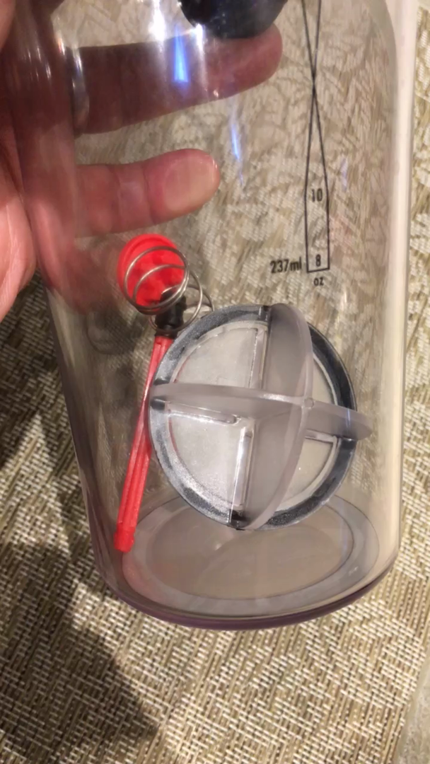 Amazon.com: Umoro One Multifunction Protein Shaker Bottle