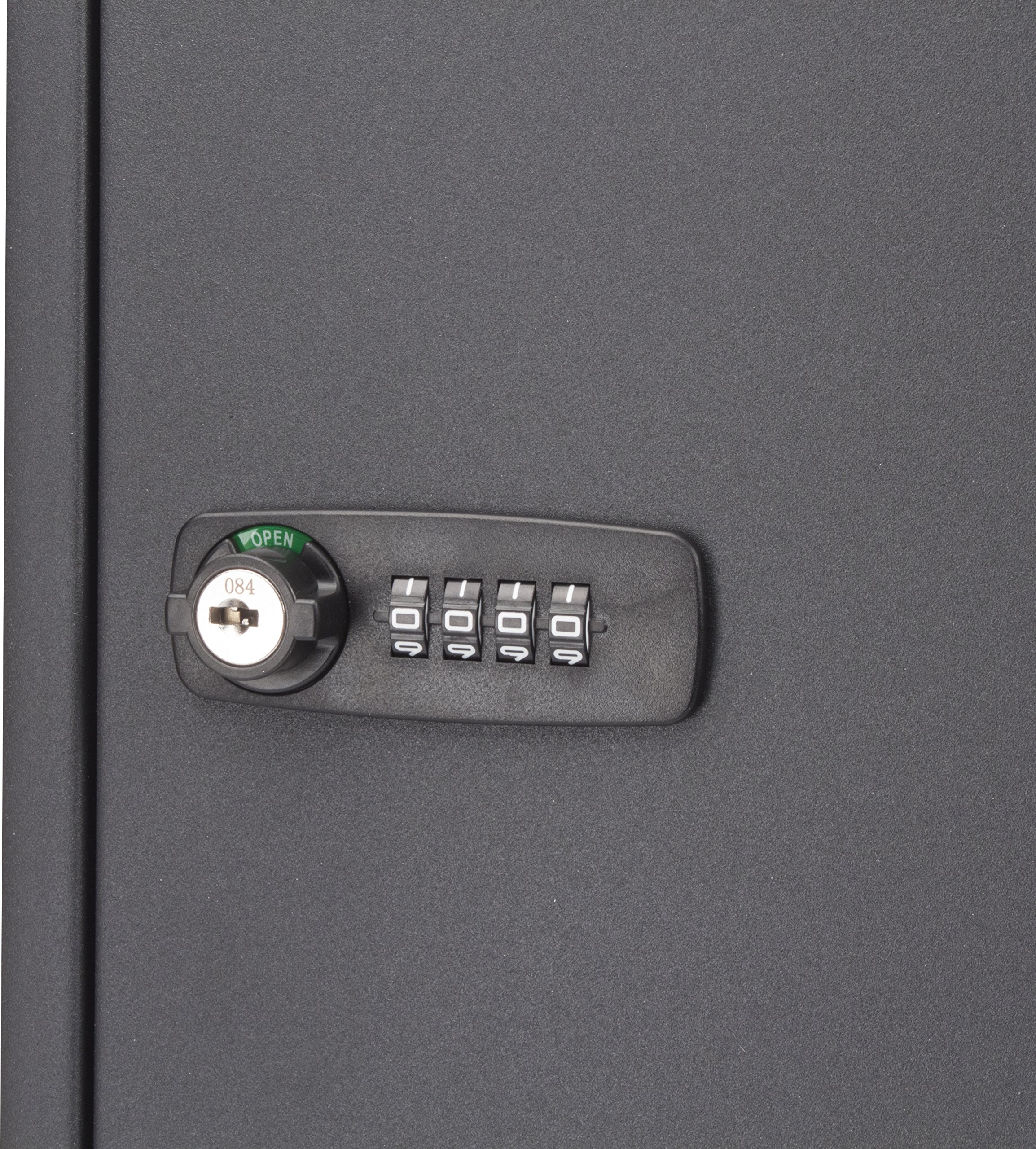 BARSKA CB13264 64 Position Key Cabinet with Combo Lock by BARSKA (Image #5)