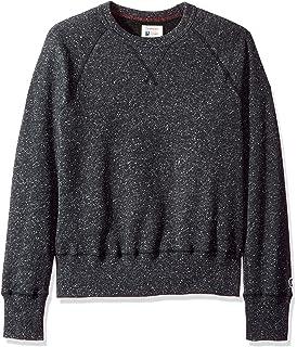 822d62595cc88 Amazon.com: Todd Snyder + Champion Men's Black Pocket Sweatshirt ...