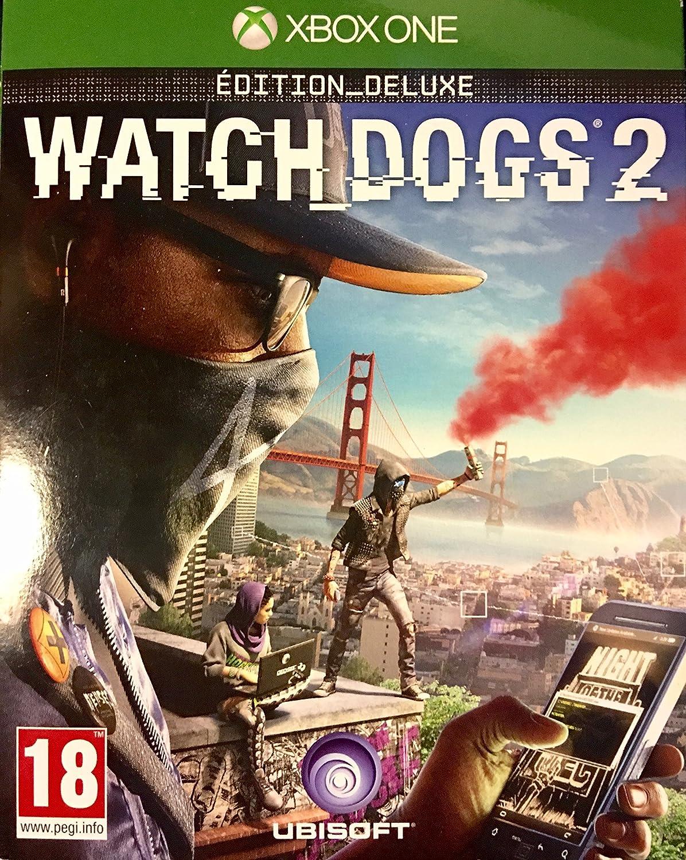 Watch_Dogs 2 Xbox1 - Xbox One [Importación inglesa]: Amazon.es: Videojuegos