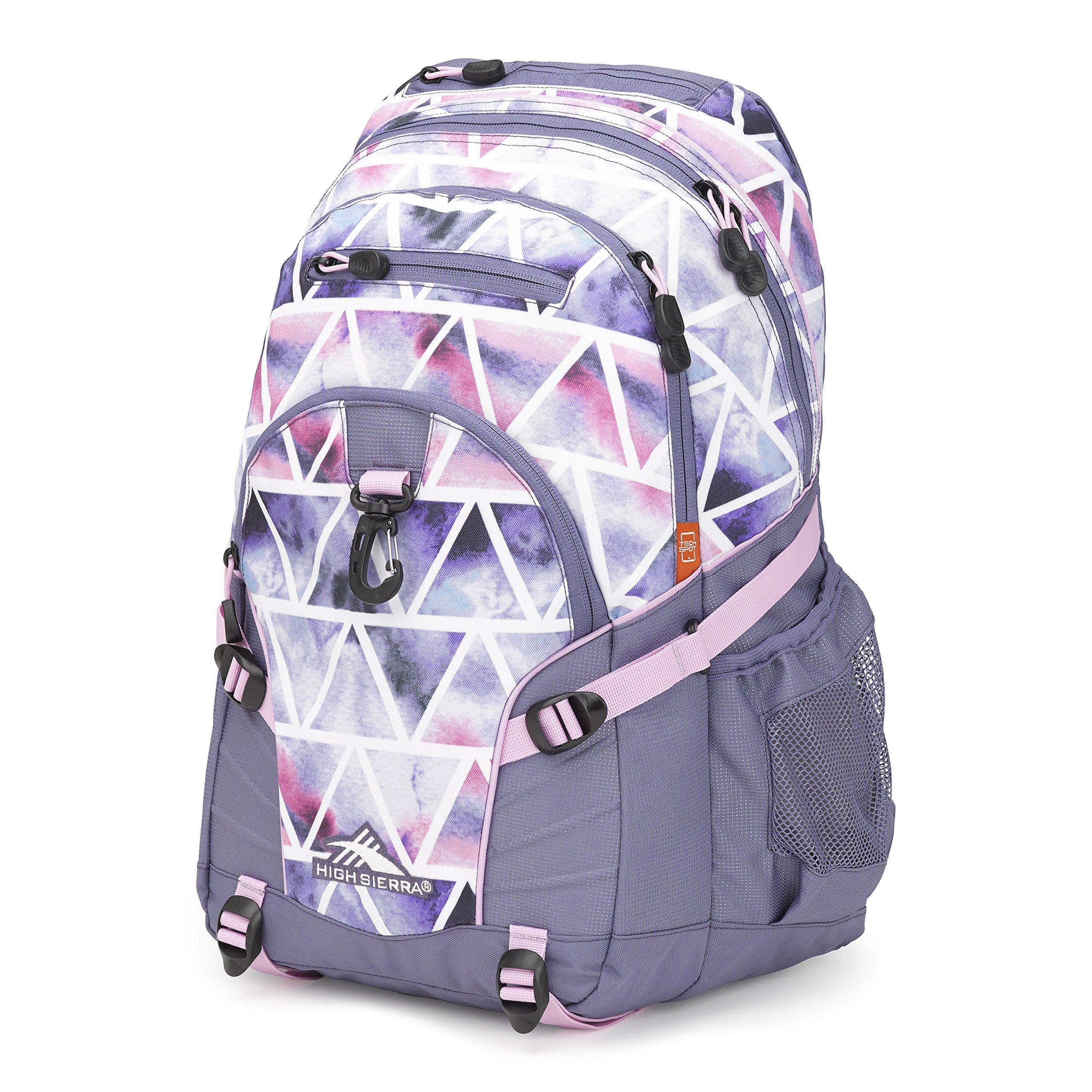 High Sierra Loop Backpack Dreamscape/Purple Smoke by High Sierra (Image #1)