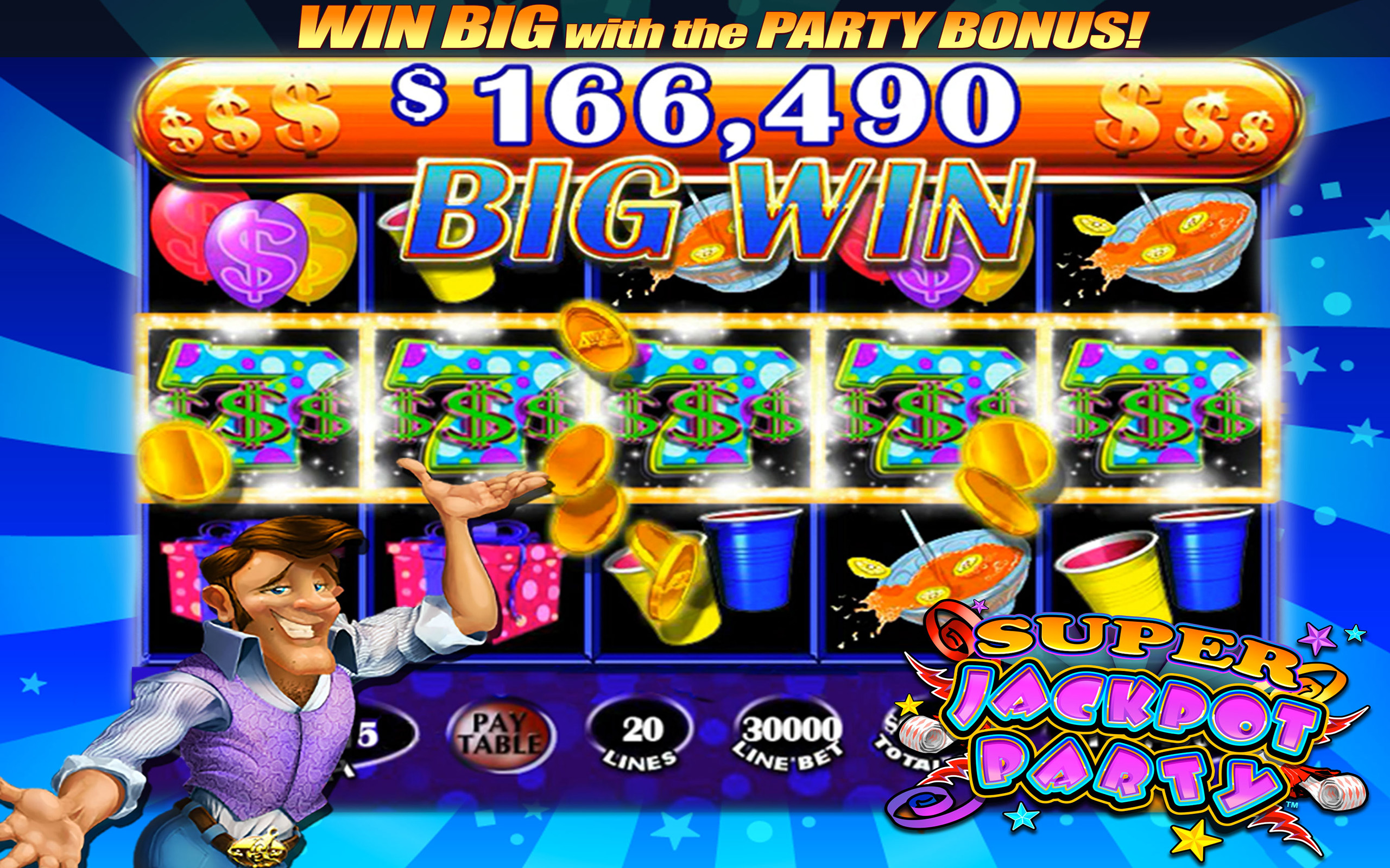 jackpot party casino slots download
