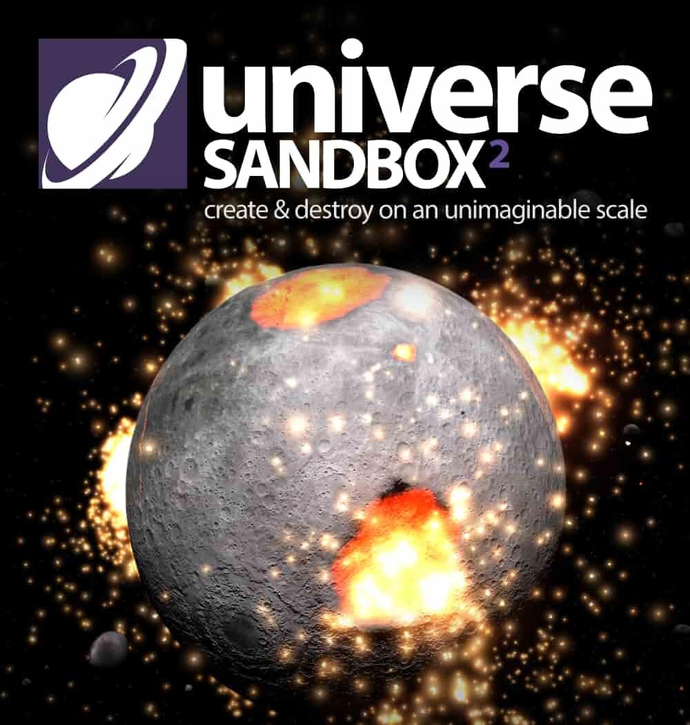 Universe Sandbox ² [Online Game Code]