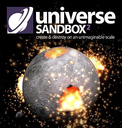 Amazon com: Universe Sandbox ² [Online Game Code]: Video Games