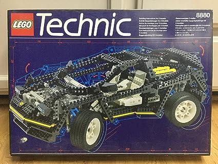 Amazon.com: LEGO Super Car Set #8880: Toys & Games