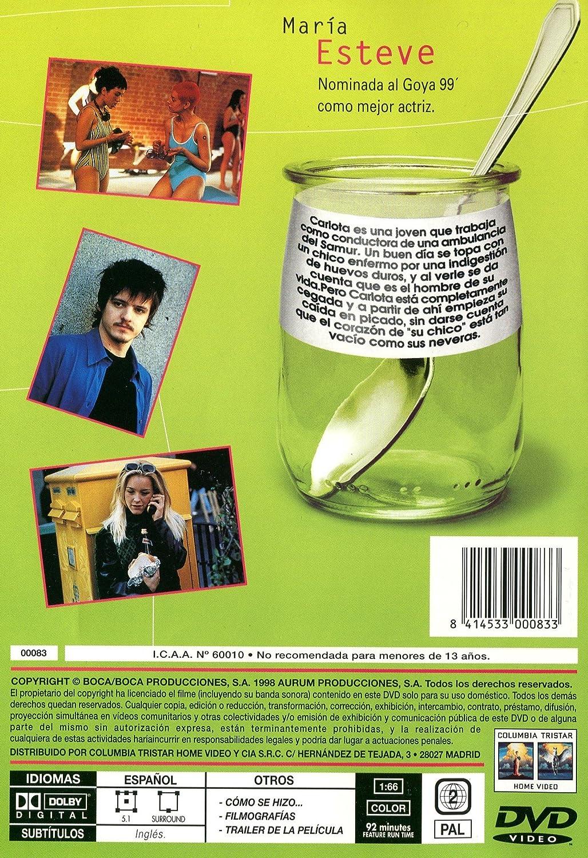 Nada en la Nevera [DVD] [Reino Unido]: Amazon.es: María Esteve ...