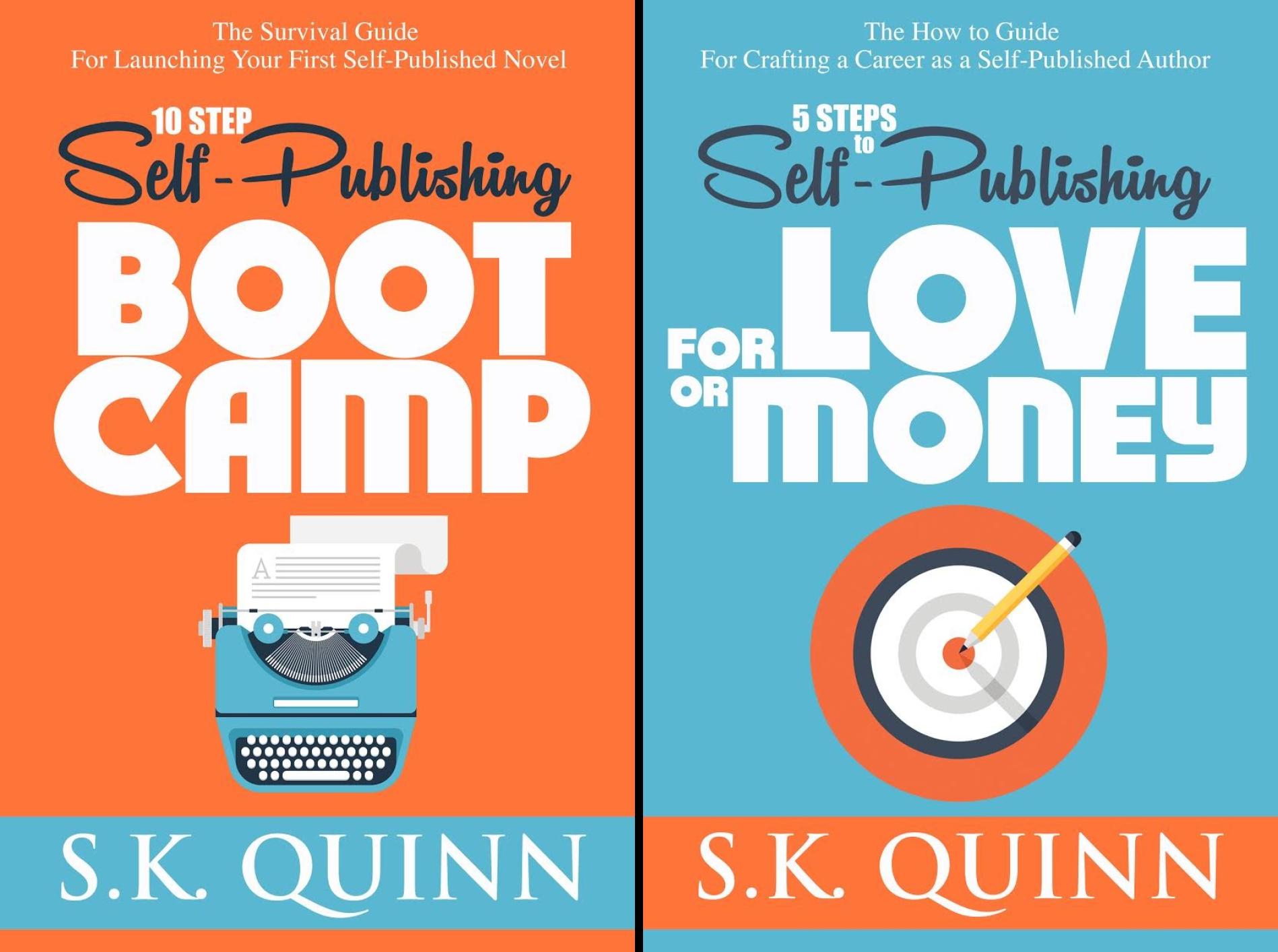Career Author (2 Book Series)