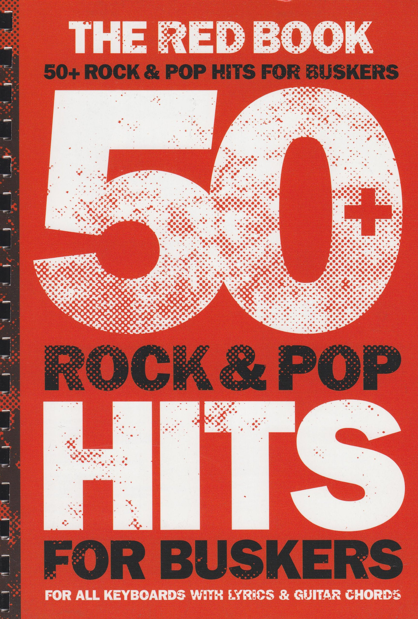 Download 50 Rock and Pop Hits for Buskers: The Red Book ebook