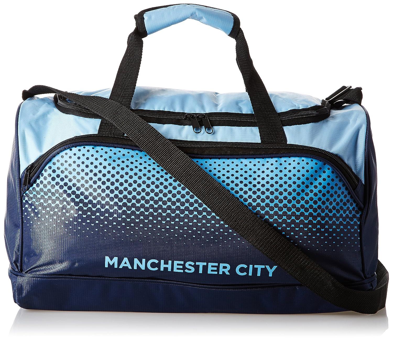 Manchester City F.C. Manchester City FC Mens Executive Tie Ar 100% Official Merchandise 142Cm X 8Cm Blue 2417