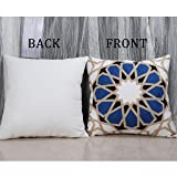 Bridgeso Geometry Accent Cushion Cover