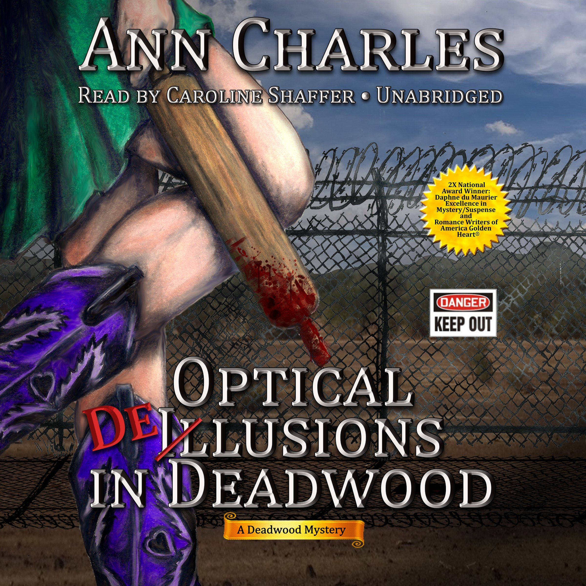 Optical Delusions in Deadwood (Deadwood Humorous Mystery Book 2)