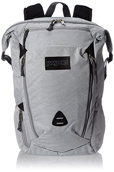 Best Backpacks finest selection  Amazon.com JanSport Unisex Shotwell Grey  Heathered Poly One Size Toys Games sale retailer f94e4 ... 58ff115ddd