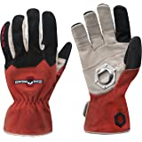 StoneBreaker Gloves Tailgating Glove, Large, Red