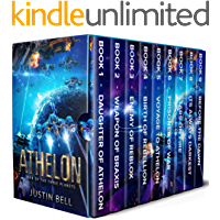 Athelon - War of the Three Planets