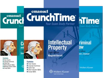 Emanuel CrunchTime Series