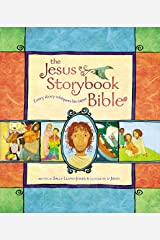 Jesus Storybook Bible: Every Story Whispers His Name Kindle Edition