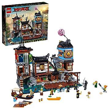 Ninjago La De 70657 Jeu Construction Lego Quais Les Ville w8P0Onk