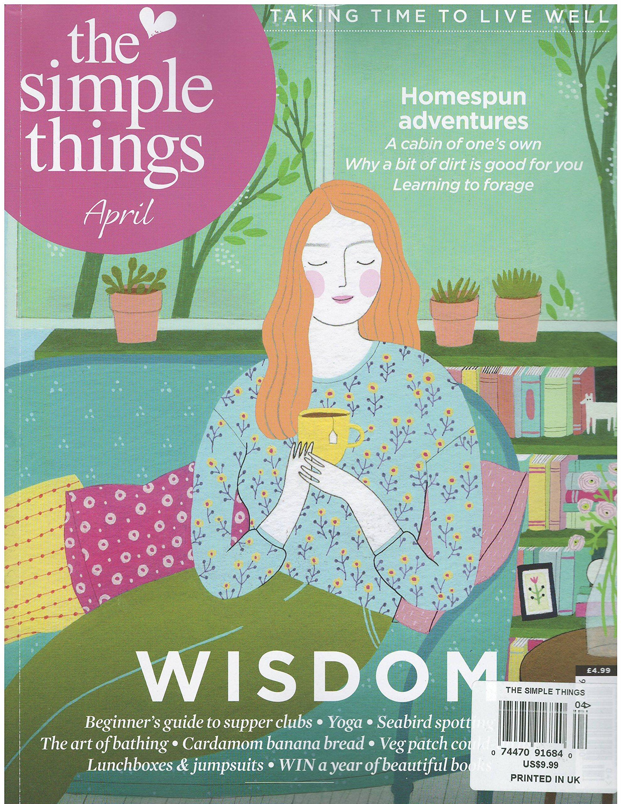 The Simple Things Magazine April 2016 PDF