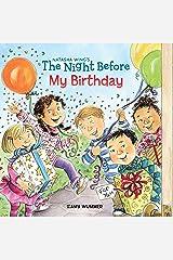 The Night Before My Birthday Paperback