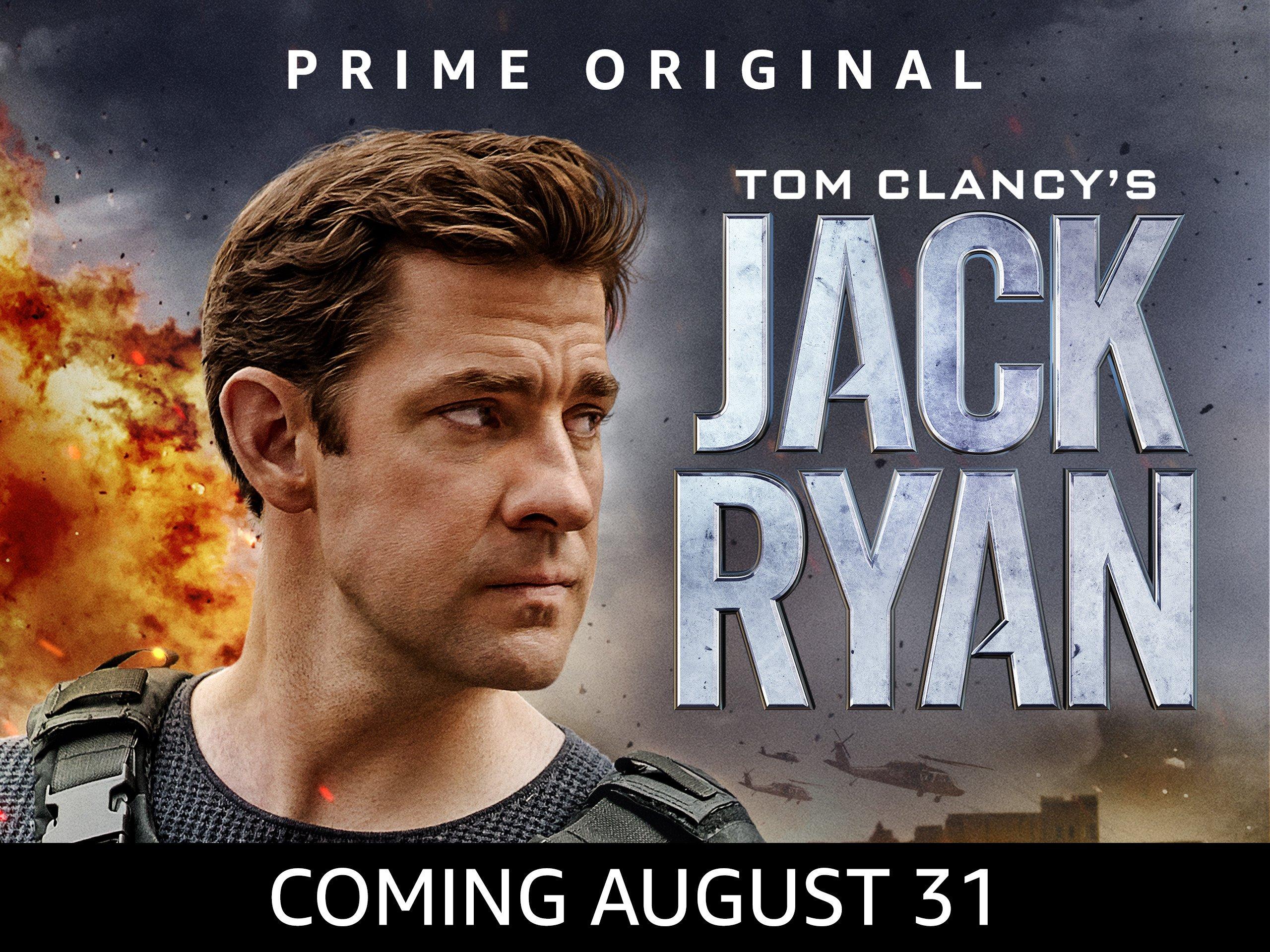 amazon prime jack ryan
