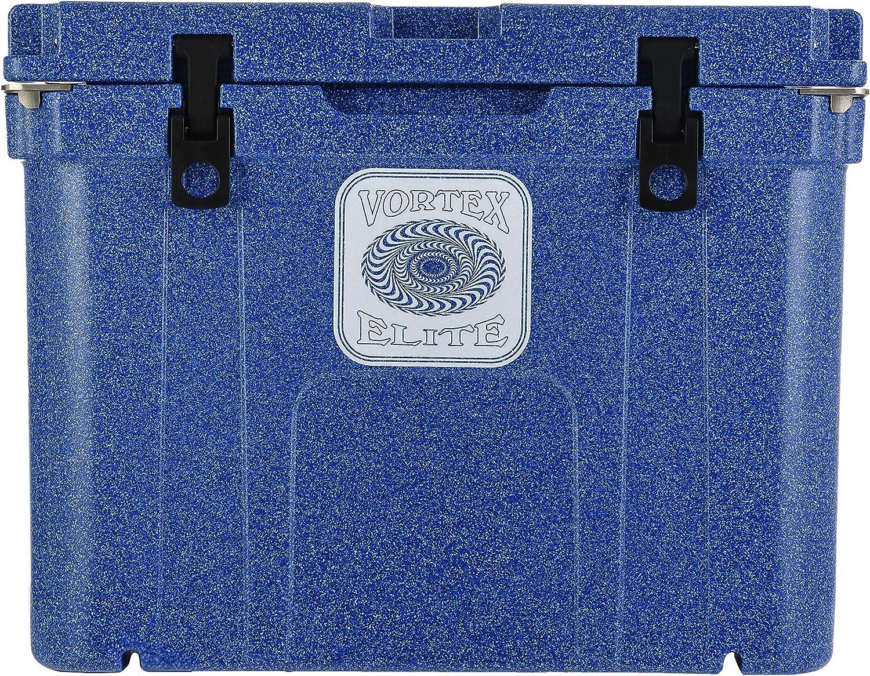 Elite Series 55-Quart Rotational-Molded Customizable Cooler System