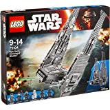 LEGO - 75104 - Star Wars - Jeu de Construction - Kylo Ren's Command Shuttle