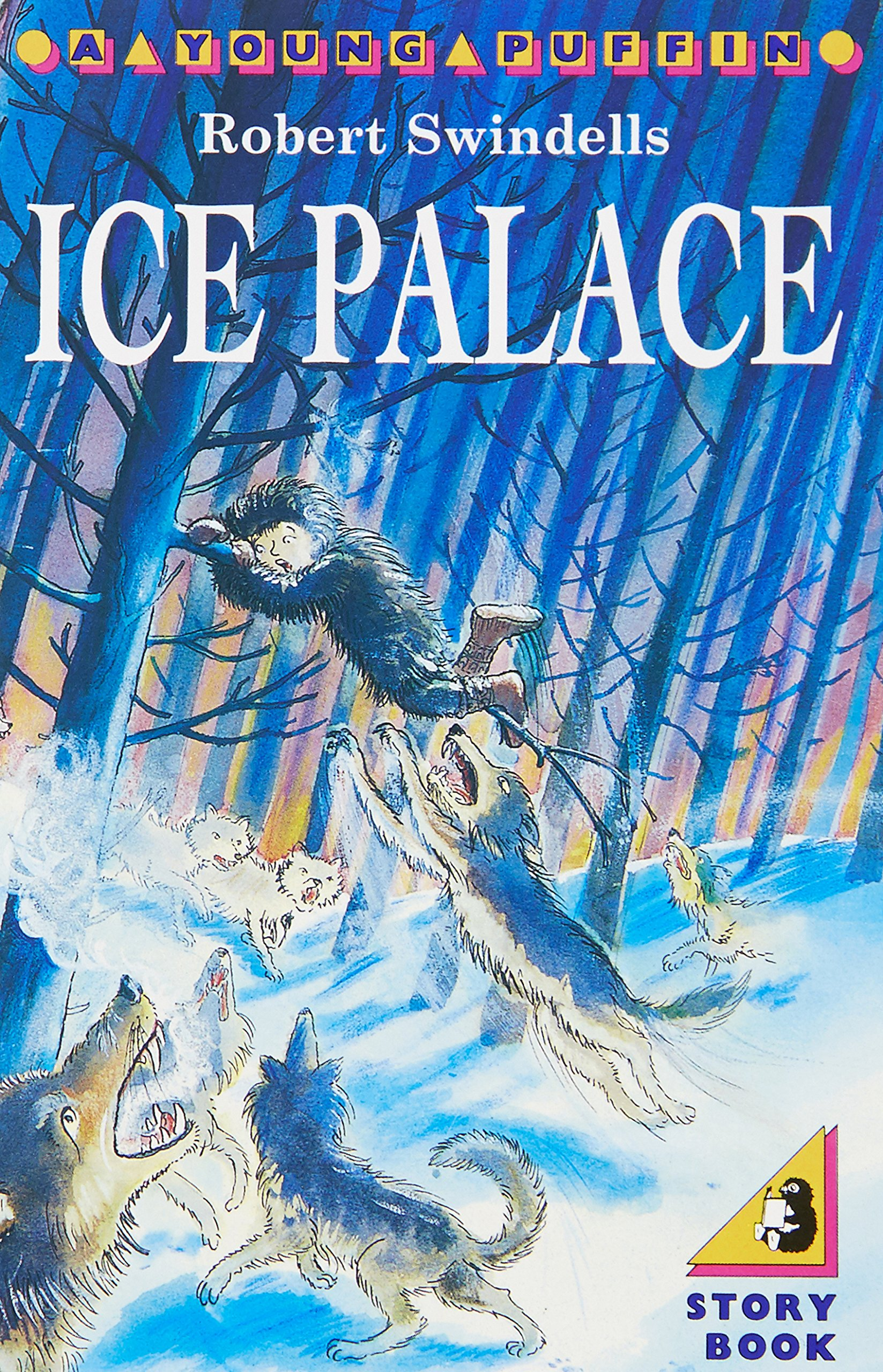 Image result for ice palace book