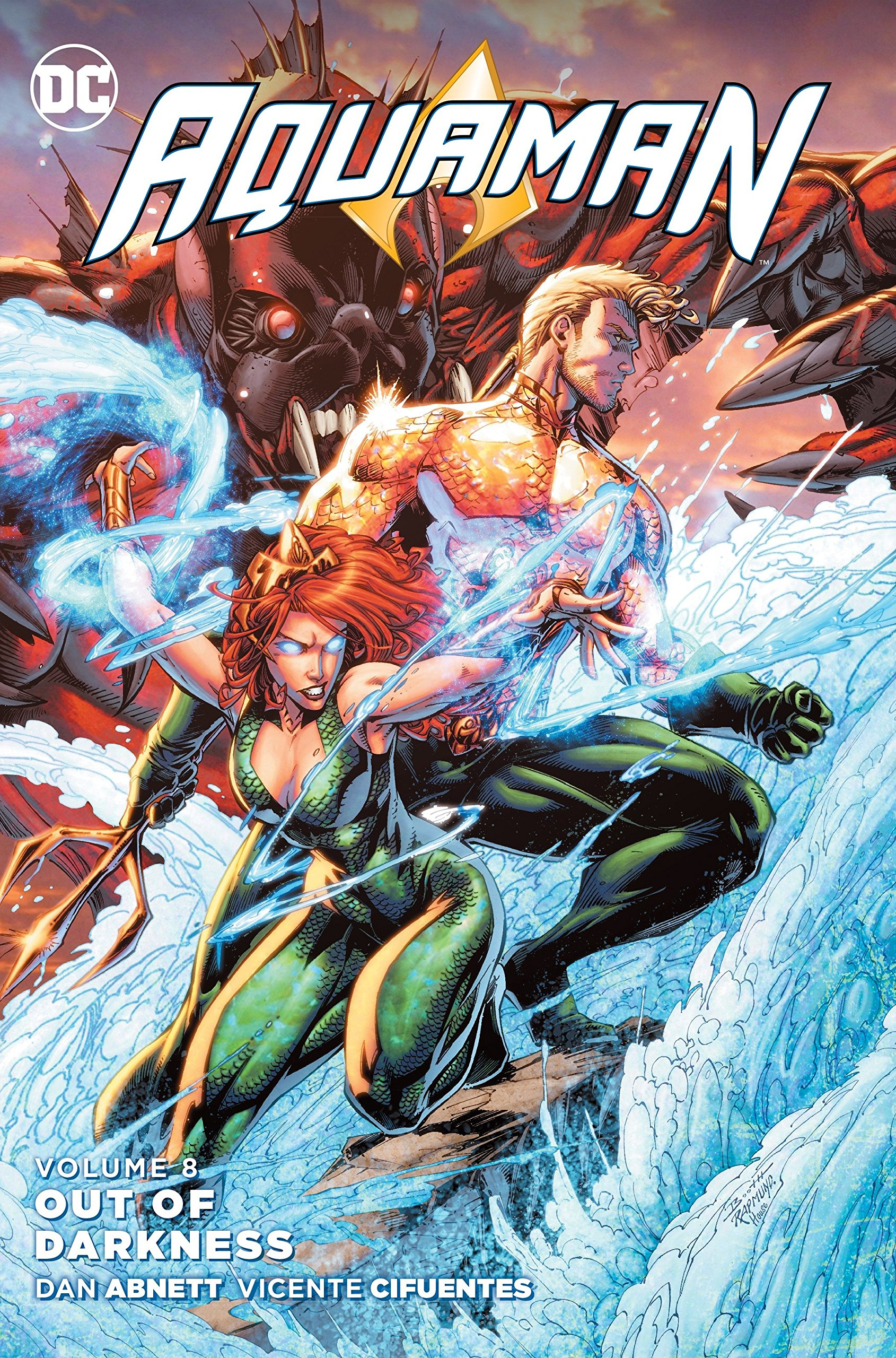 Aquaman Vol. 8 Out of Darkness PDF
