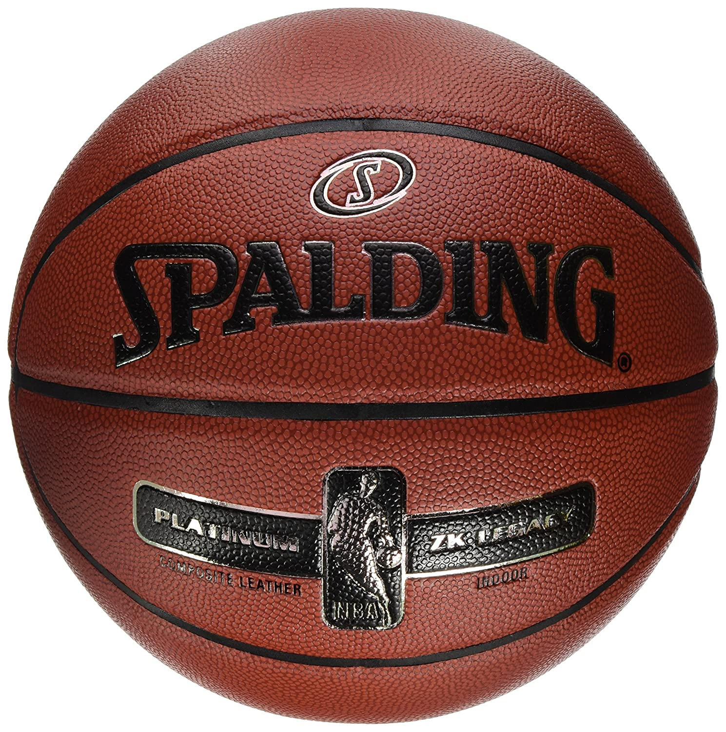 Spalding Basketball NBA Platinum ZK Legacy orange 7 SPAPO|#Spalding 3001514011117