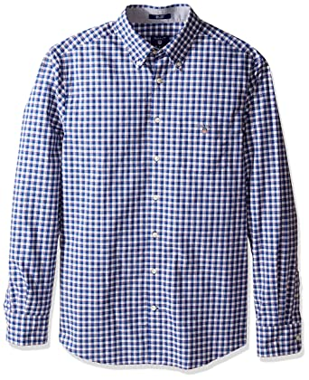 Best Prices Cheap Online Clearance From China Mens Tech Prep Regular Broadcloth Casual Shirt GANT Recommend Cheap RNgINJFz