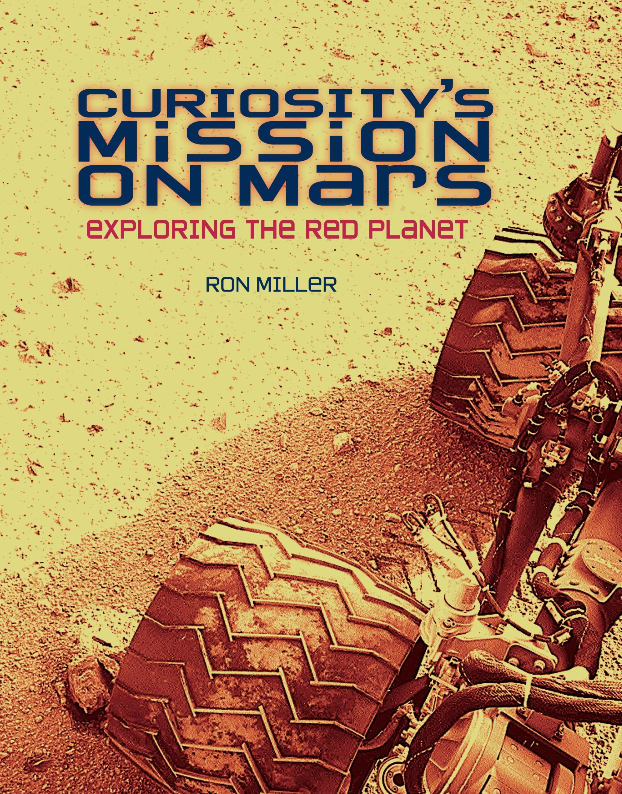 Curiositys Mission on Mars: Exploring the Red Planet Idioma ...